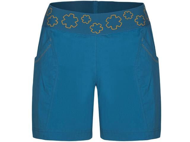 Ocun Pantera Shortsit Naiset, capri blue
